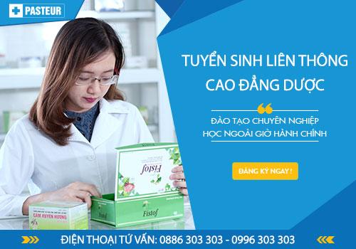 Hồ sơ xét tuyển Cao đẳng Xét nghiệm TPHCM